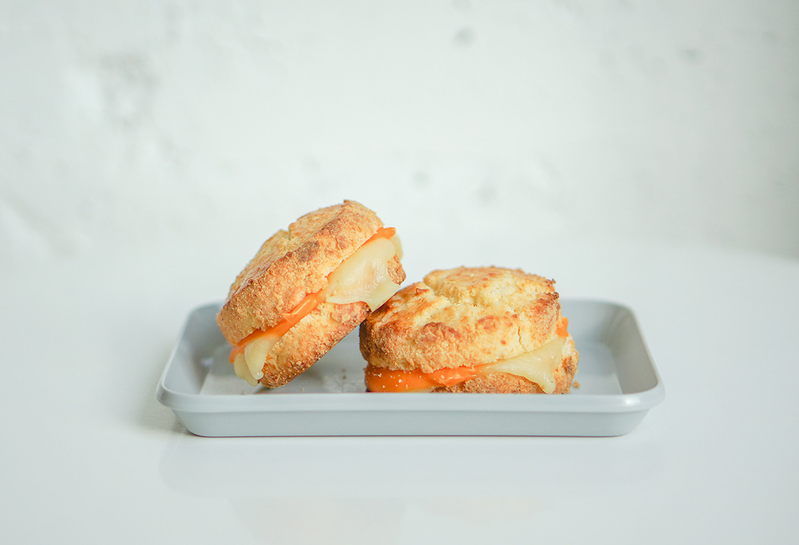 Re-New :: Cheese Scone